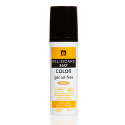 Heliocare 360 - Color Gel oil-free SPF 50