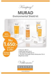 MURAD Environmental Sheild kit 50% RABATT
