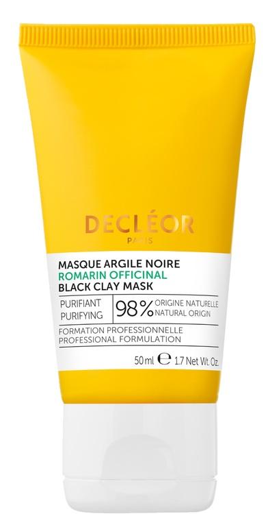 DECLÉOR - Rosemary Oficinalis Black Clay Mask 50 ml