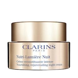 Clarins - Nutri-Lumiere Nuit Nourishing Rejuvenating Night Cream