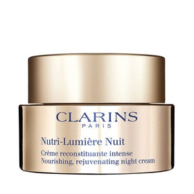 Clarins - Nutri-Lumiere Nuit Nourishing Rejuvenating Night Cream