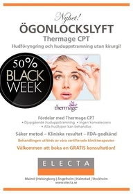 Thermage CPT ÖGON 50%