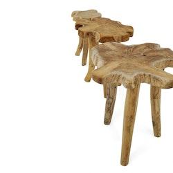RAW Sidebord i træ
