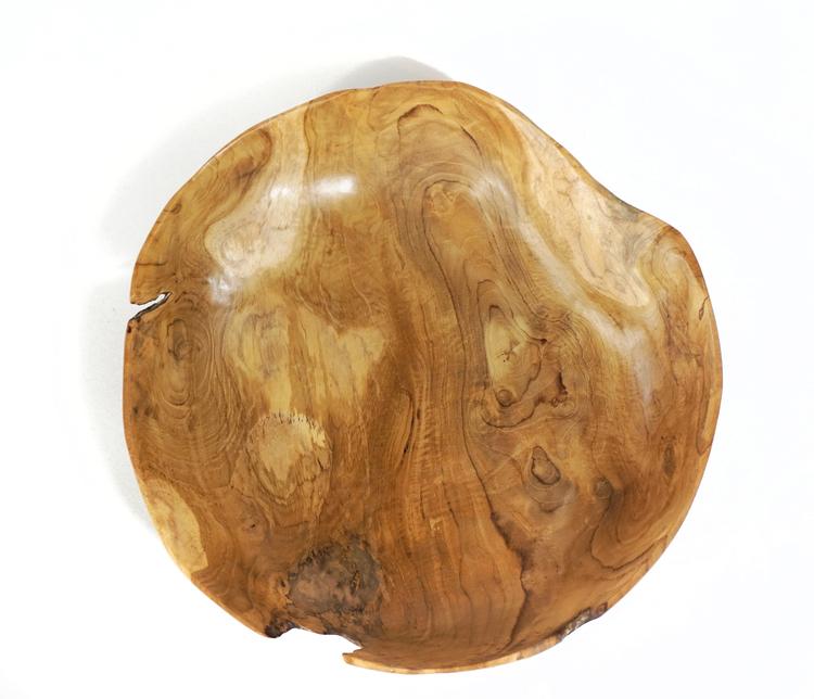RAW Träskål