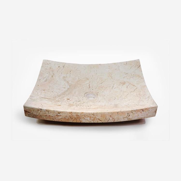 Handfat Marmor Rektangulärt