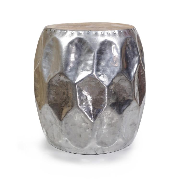 Aluminium Pall med Teaksits