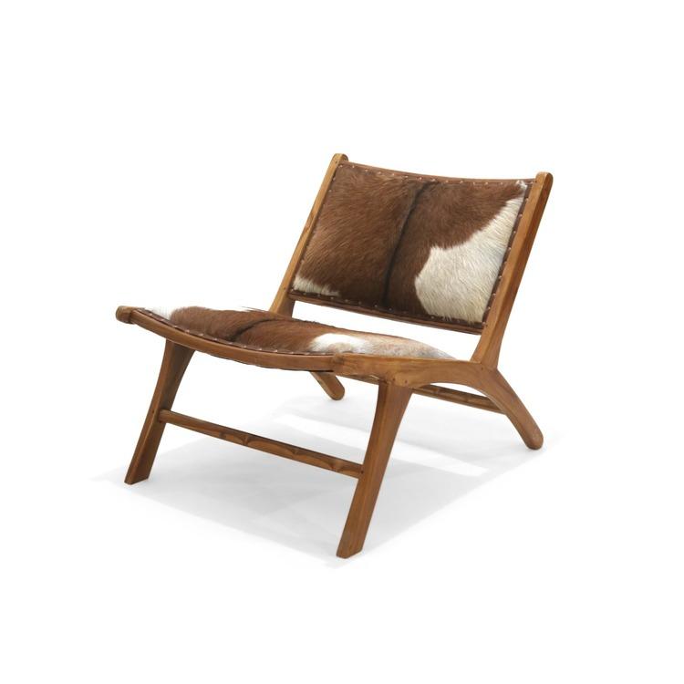 COLORADO loungestol brun