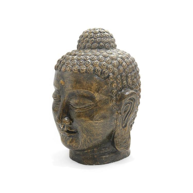 Gautama Buddha Huvud XXL