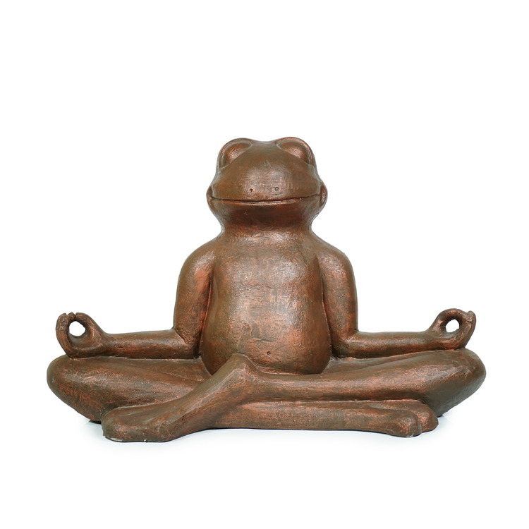 ZEN meditation Frog Large