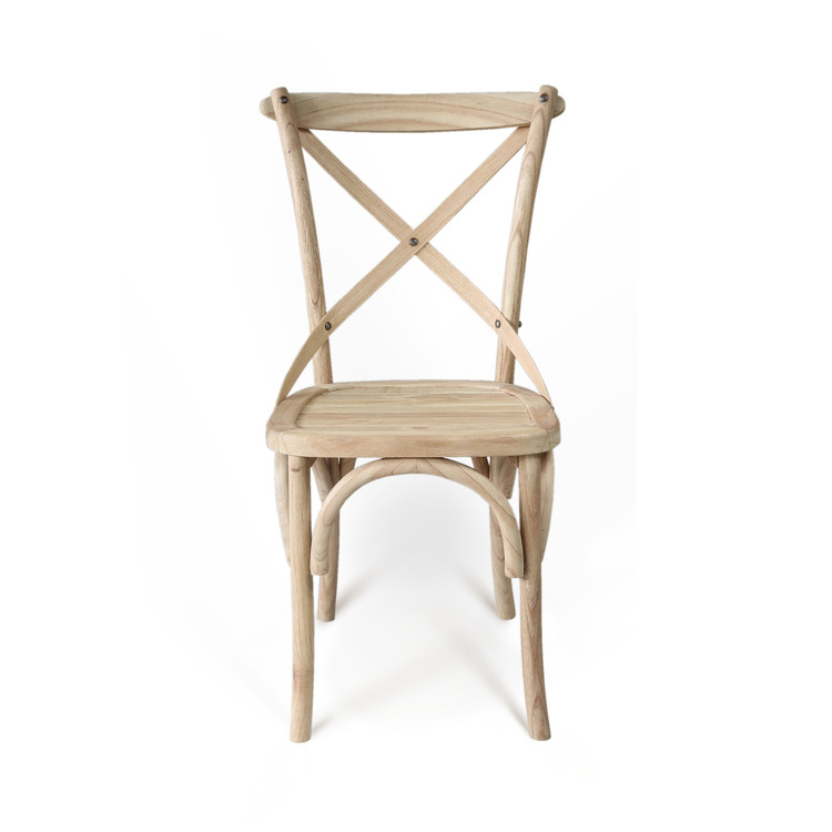 Cross Chair Matstol