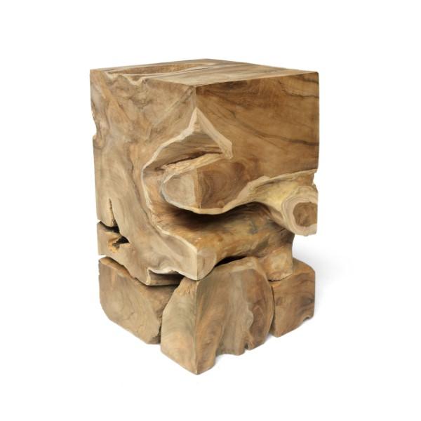 ROOT fyrkantigt sidobord / piedestal