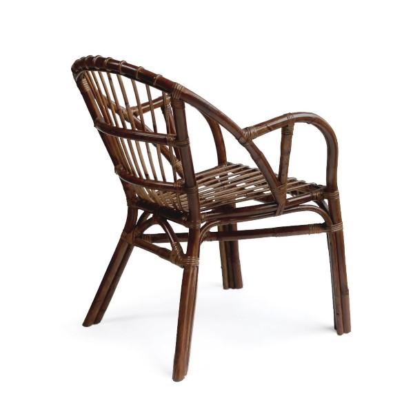 rottingstol sedd från sidan