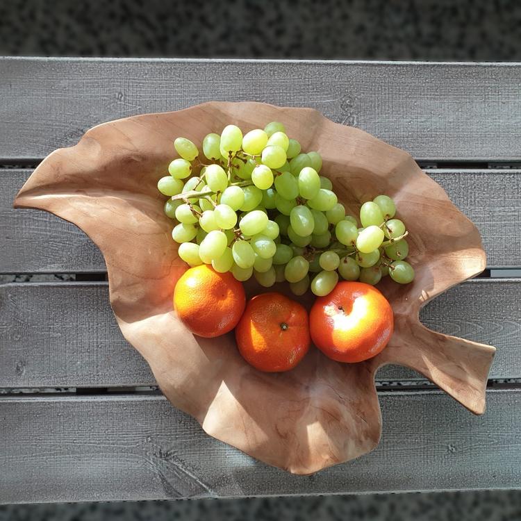träfat fruktfat serveringsfat fat