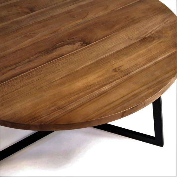 design soffbord i trä Finello JF02