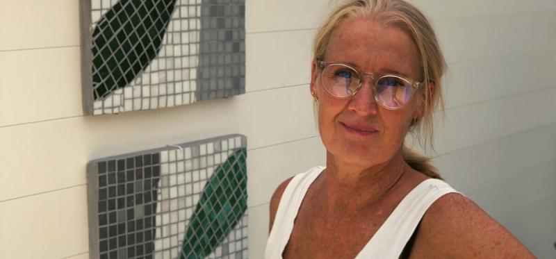 Sommarintervjun: Ann Ahlbom Sundqvist, konstnär