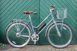 Bike Attitude Fast korg fram rek. AM1 STEP