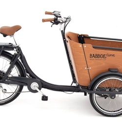Babboe Curve E Sverige Edition