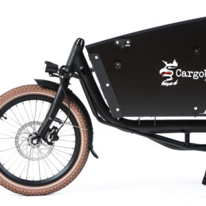 Cargobike Long Lite Electric SLUTSÅLD