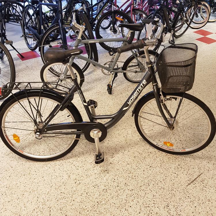 26 tum flickcykel damcykel