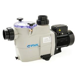 Kripsol Poolpump Koral 0,75 Hk / 0,55 kW - 230V