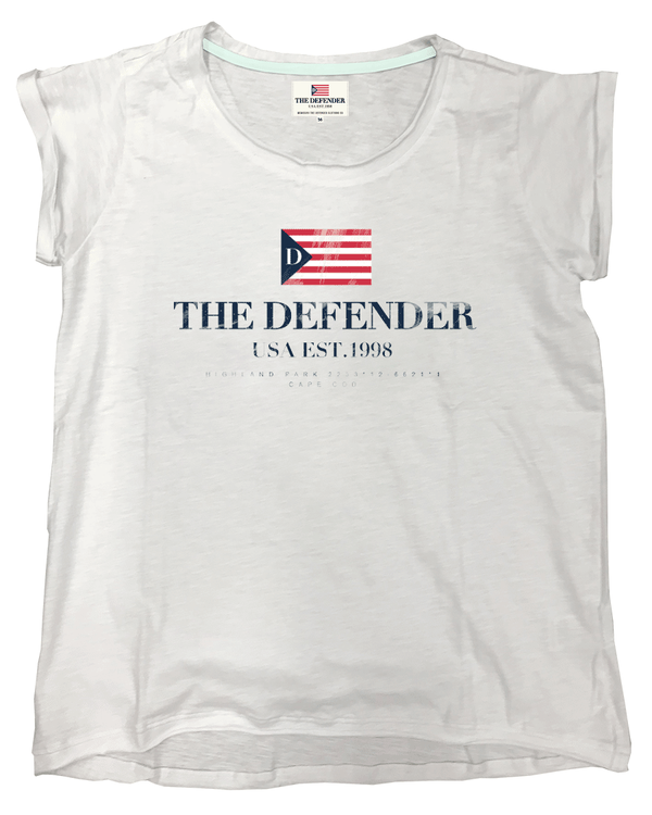 Ellen T-shirt vit