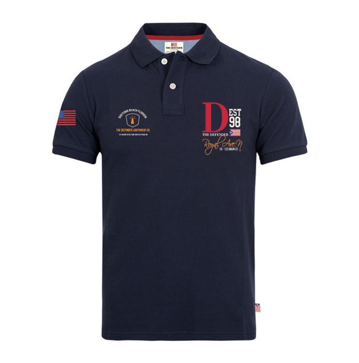 NEW BRYSON POLO PIKE