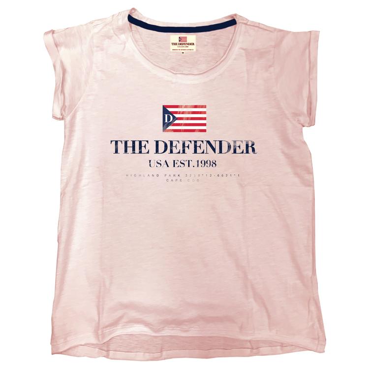 Ellen T-shirt ljusrosa