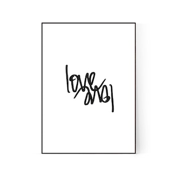 "Poster ""Love Love"""