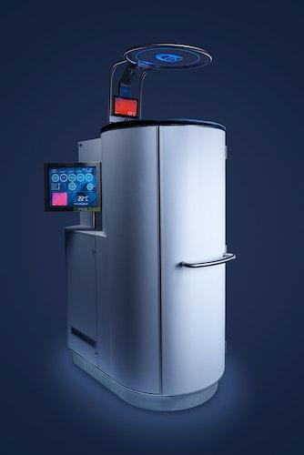 3 st CryoCabin-behandlingar