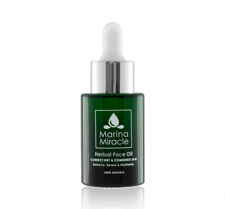 Herbal Face Oil 28ml