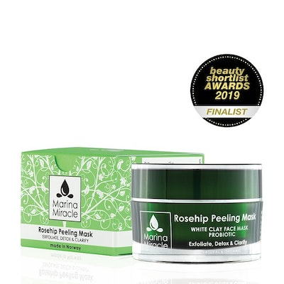 Rosehip Peeling Mask 30ml
