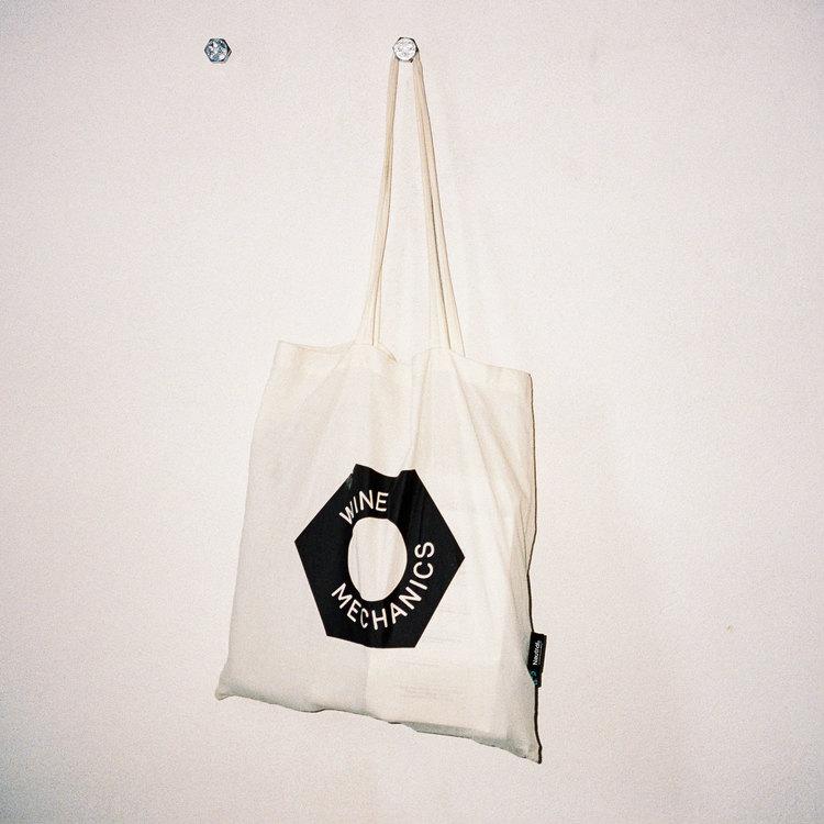 Wine Mechanics Tote Bag