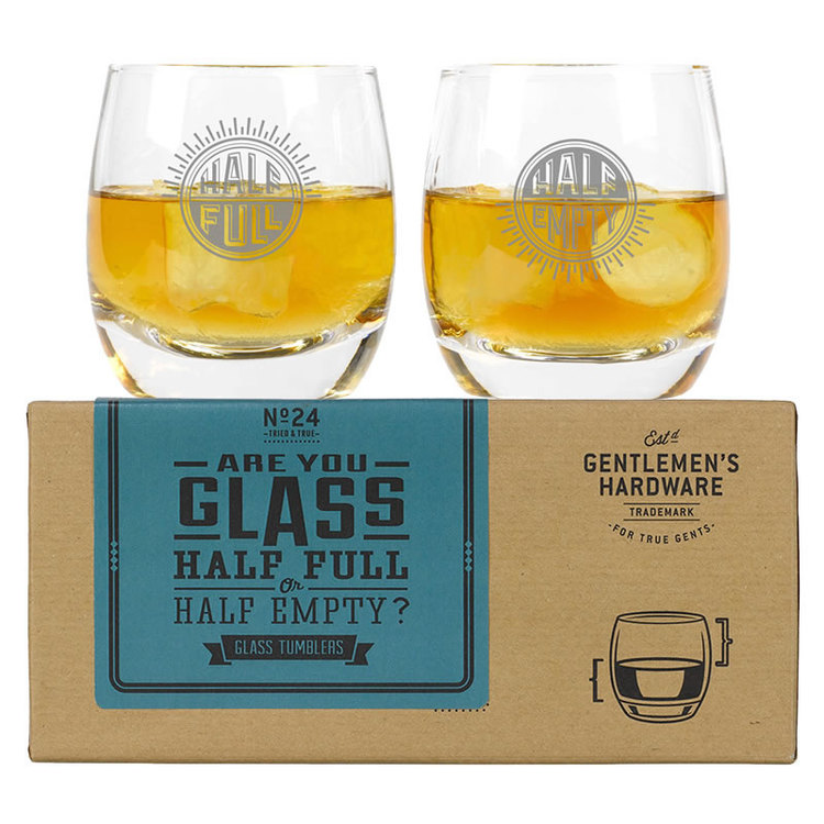 Whiskyglas - Gentlemen's Hardware