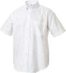 Cambridge kortärmad herrskjorta
