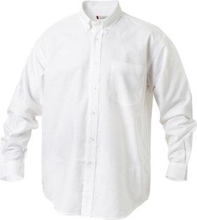 Oxford långärmad herrskjorta