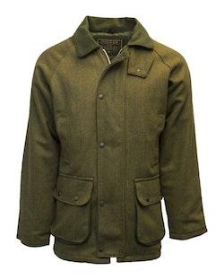 Derby tweed country jacket-Dark Green