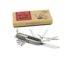 Fickkniv med multifunktion - Gentlemen's Hardware