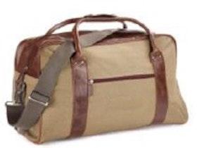 Weekendbag canvas