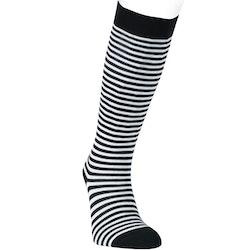 Strumpa Salming Hi-Stripes Knee (D)