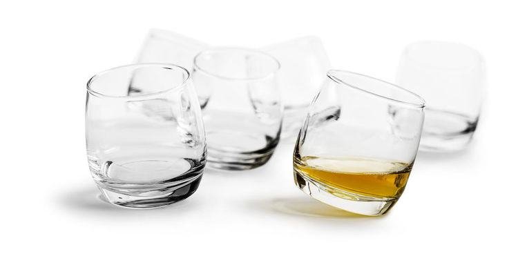 Whiskyglas 6-pack - Sagaform