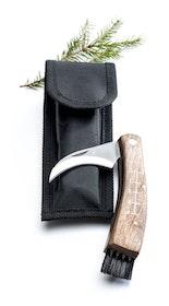 Svampkniv med fodral - Sagaform