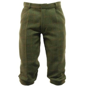 Derby tweed plus fours-Dark Green