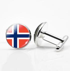 Manschettknapp - Norge