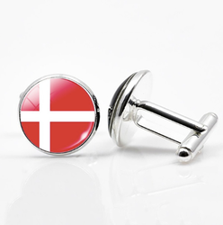 Manschettknapp - Danmark