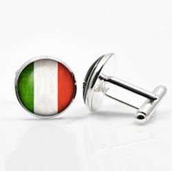 Manschettknapp - Italien