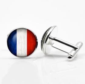 Manschettknapp - Frankrike