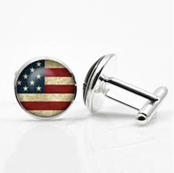 Manschettknapp - USA