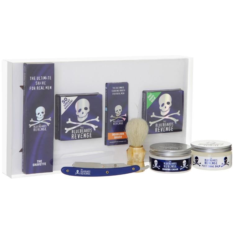 The Bluebeards Revenge Shavette Kit