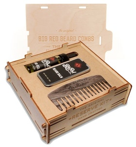 Big Red Beard Combs The Reserve Kit