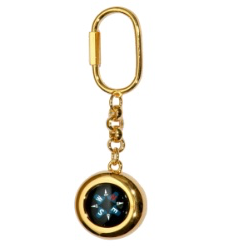 Nyckelring - Kompass